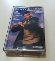 James Galway & Pops Orchestra - The Wind Beneath My Wings Cassette Tape