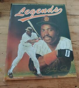 Tony Gwynn Signed Legends Sports Magazine Padres Autograph 1989 Auto Artist