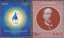 estonie 780,781 (complète edition) neuf avec gomme originale 2013 Olympia, Tönis
