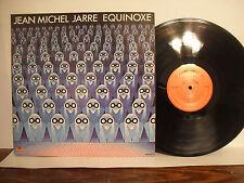 Jean Michel Jarre, Equinoxe, 1978 Polydor Records, PD-1-6175