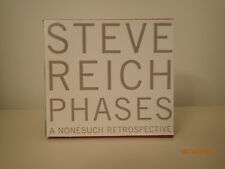 Steve Reich: Phases (Boxed Set, 5 Discs,Booklet, Nonesuch (USA))