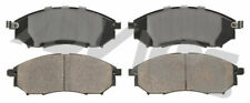 ADVICS AD0888 Front Disc Brake Pads