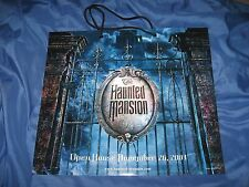 HAUNTED MANSION 2003 Movie Disney Bag w/Handle ~SDCC Comic Con Exclusive
