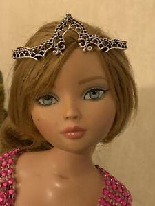 Antique Silver Tiara fits Ellowyne Wilde Doll
