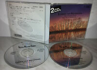 2 CD BEETHOVEN - SYMPHONY NO 9 - PIANO CONCERTO NO 1 - JAPAN