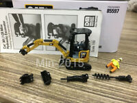 Caterpillar Cat 301.7 CR Mini Hydraulic Excavator 1/50 By Diecast Masters #85597