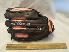 Mizuno Finch GPP1155 Prospect Youth Black Pink Softball Glove 11.5 Inches RHT