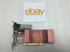 VisionTek Radeon 3450 512MB DDR2 PCI (DVI-I, VGA, TV Out) Graphics Card Great