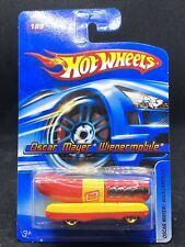 2006 Hot Wheels #189 - Oscar Mayer Wienermobile - NEW