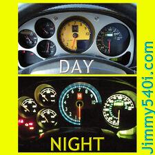 Yellow RPM Tachometer for FERRARI 360 Modena Spider(Panel Faceplate Speedometer)