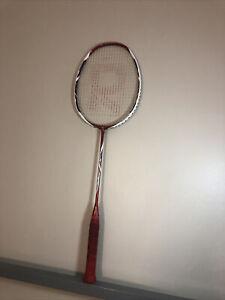 Yonex ArcSaber 11 NBG 98 String Badminton Racquet Racket Great cdt. With Bag