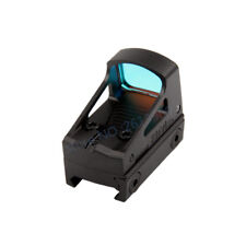 Optical Mini RMS Reflex Red Dot Sight with Spacer and Vented Mount