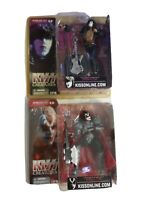 Kiss Creatures The Demon & Starchild 2002 McFarlane Action Figures Spawn