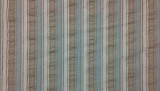 """RICHLOOM ASHFORDS GROTTO STRIPE WOVEN CANVAS UPHOLSTERY FABRIC BY THE YARD 56""""W"""