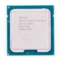 100% work Intel Xeon E5-2430 V2 CPU 2.5GHz LGA1356 6-Cores BX80634E52430 3600MHz