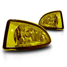 04-05 Civic 2/4Dr Fog Lights w/Wiring Kit & Wiring Instructions - Yellow