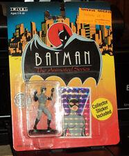 1993 ERTL BATMAN THE ANIMATED SERIES DIE CAST CATWOMAN FIGURE