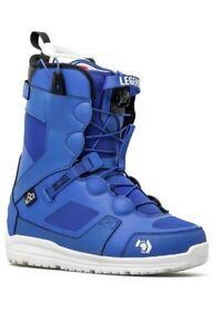 Brand New Northwave Legend SL Snowboard Boot Size 31.5 (BLUE) RRP $369