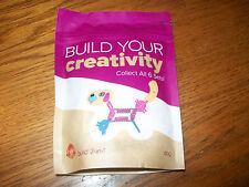 Wendy's Build Your Creativity Smart Links with Lizard/Dog Toy NIP
