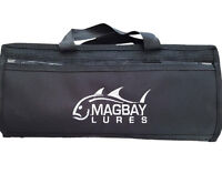 Large 6 Pocket MagBay Lure Bag - 38 Inches by 15 Inches Trolling