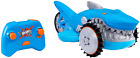 Hot Wheels R/C Supercharged Shark Vehicle, Radio-Controlled Shark That Races on