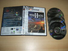 IMPERIUM GALACTICA II 2-Alliances PC CD ROM BO-Rapide Post