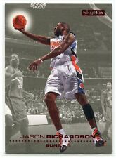 2008-09 SkyBox Ruby 127 Jason Richardson 19/50
