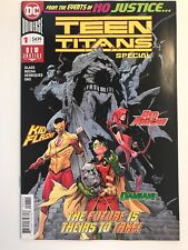 Teen Titans Special #1 / 2018 / 1St Appearance Crush Lobo'S Daughter / 9.2Nm-