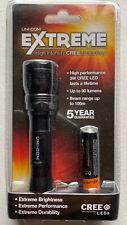 Uni-Com Black 90 Lumen 100m 3W Extreme CREE LED Aluminium Torch