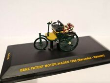 MERCEDES BENZ - PATENT MOTORWAGEN 1886CLC138 IXO 1:43 New in a box!