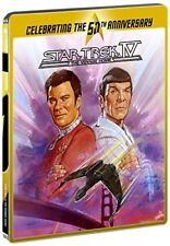 STAR TREK 4 - ROTTA VERSO LA TERRA  STEELBOOK