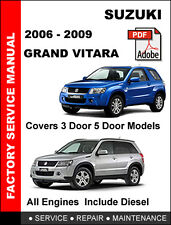 automotive pdf manual ebay stores rh ebay com manual grand vitara 2010 manual grand vitara 2011