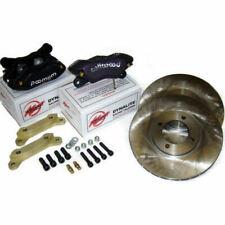 Wilwood Para BMW 3 Series E30 Kit De Freno Dynalite 4 Pot Pinzas