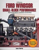 New Ford Windsor Small Block Performance 260 289 302 351 Modify Build Book