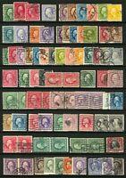 #333 - #547 1908-1920 U.S. Washington-Franklin Assorted Used