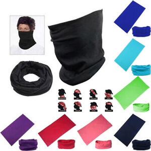 UK Bandana Mask Snood Neck Warmer Face Scarf Shield Face Covering UK Despatch
