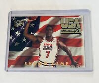 1993-94 Fleer Ultra Shawn Kemp #365 USA Basketball Seattle Supersonics PSA