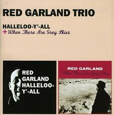 Red Garland - Halleloo y All / When There Are Grey Skies [New CD] Rmst