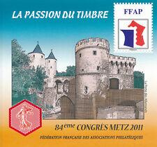 BLOC FFAP N° 05** - 84ème Congrès Metz 2011