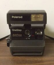 POLAROID ONE STEP AUTO FOCUS AF DIGITAL EXPOSURE SYSTEM INSTANT CAMERA USES 600