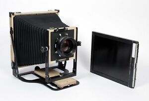 *NEW* Intrepid 8X10 MKII Camera with Rodenstock MC 300mm F5.6 lens + HOLDER