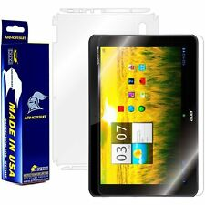 ArmorSuit MilitaryShield Acer Iconia Tab A200 Screen Protector + Full Body Skin