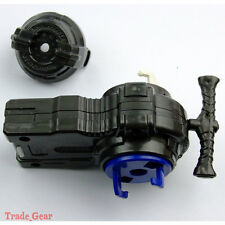 Double String Beyblade Metal Fusion Power left-right Spin Launcher Parts New