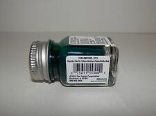 Testors Enamel 1/4oz Green Metallic Flake #1530 New