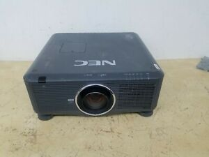 NEC NP-PX700W 7000 Lumen HD Widescreen Professional Projector with Lens