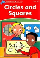 Dolphin Readers Level 2: Circles and Squares by Brooke, Rebecca (Paperback book,