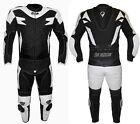 Tuta Moto Divisibile in Pelle e Tessuto Con Protezioni Touring Biesse TG 50 L^