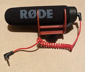 Rode VideoMic Go microphone - On Camera Mic