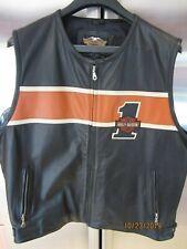 Harley Davidson Racing #1 Vest