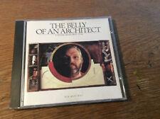 Wim Mertens - Belly of An Architect [ CD Soundtrack ]  Bauch des Architekten